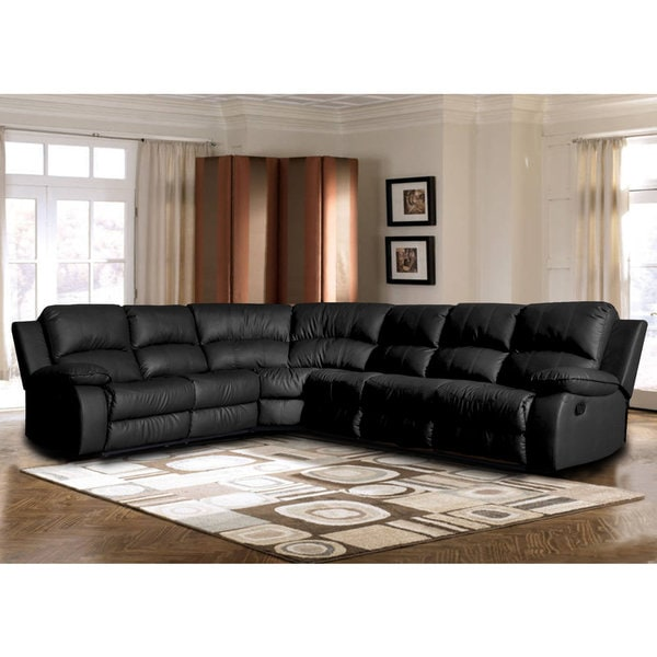 Inspirational Oversized Reclining Sectional
