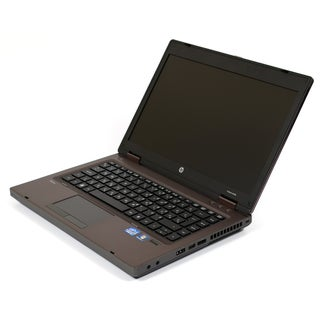 HP ProBook 6460b 14-inch Intel Core i5 2nd Gen 2.50GHz 4GB 240GB SSD Windows 7 Professional 64-bit Refurbished Laptop
