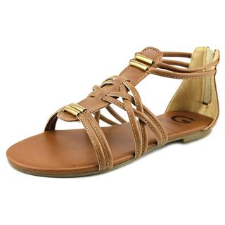 G By Guess Women's 'Learn' Synthetic Sandals