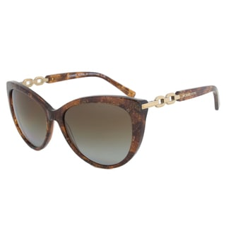Michael Kors MK 2009 4041T5 - Brown Sparkle Polarized