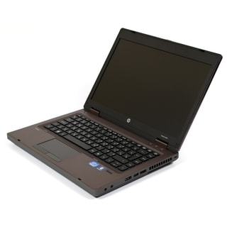 HP ProBook 6460b 14-inch Grey Refurbished Laptop with Intel Core i5 Processor and Windows 7