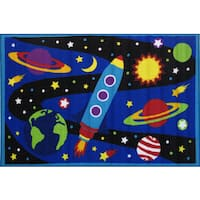 "Galaxy Area Rug - 1'7"" x 2'5"""