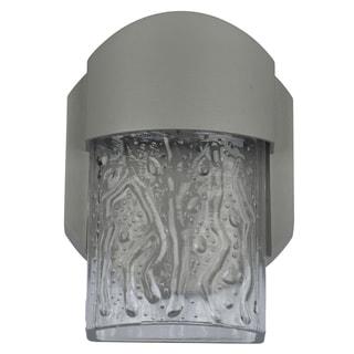 Access Lighting Mist Satin LED Outdoor Wall Light