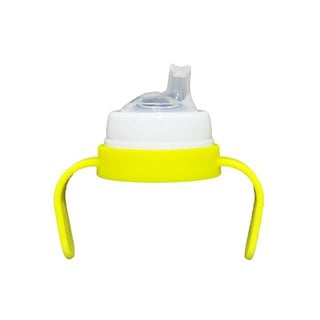 Pacific Baby Yellow Bottle Handles