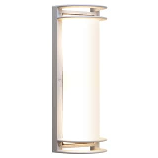 Access Lighting Nevis Satin 17 inch Outdoor Wall Light