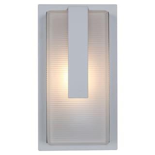 Access Lighting Neptune Satin Outdoor Wall Light