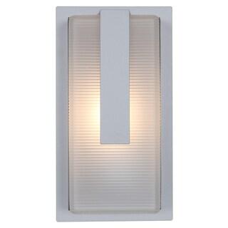 Access Lighting Neptune Satin LED Outdoor Wall Light