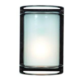 Access Lighting Nevis Bronze LED Outdoor Wall Light