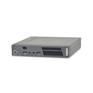 Lenovo ThinkCentre M72E Tiny Pentium G2020T 2.5GHz CPU 4GB RAM 320GB HDD Windows 10 Computer (Refurbished)