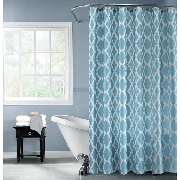 13-piece Polyester Lurex Shower Set