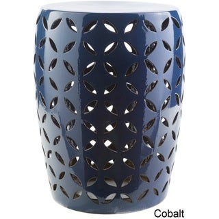 Kelsey Ceramic Medium Size Decorative Stool