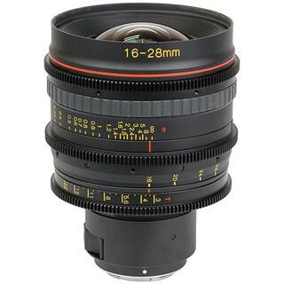 Tokina Cinema 16-28mm T3.0 with Sony-E Mount