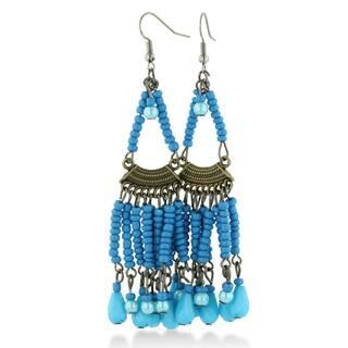 Chandelier Crystal, Glass & Bead Earrings - Shop The Best Deals ...
