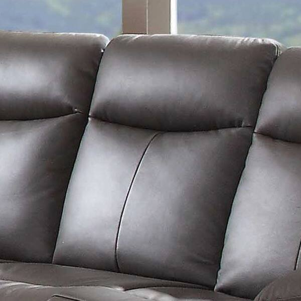 Magnificent Shop Ryker Leather Reclining Sofa And Loveseat 2 Piece Set Caraccident5 Cool Chair Designs And Ideas Caraccident5Info