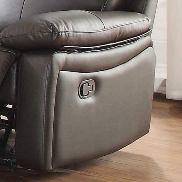 Astounding Shop Ryker Leather Reclining Sofa And Loveseat 2 Piece Set Caraccident5 Cool Chair Designs And Ideas Caraccident5Info
