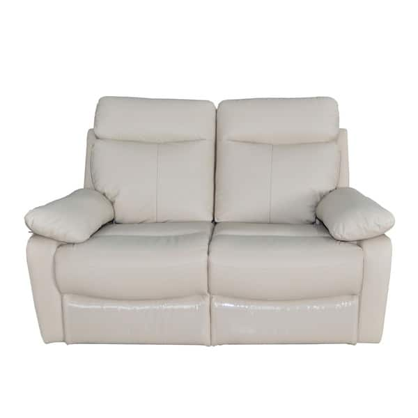 Admirable Shop Ryker Leather Reclining Sofa And Loveseat 2 Piece Set Caraccident5 Cool Chair Designs And Ideas Caraccident5Info