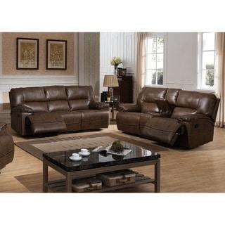 Dwayne Brown 2-piece Reclining Sofa Set