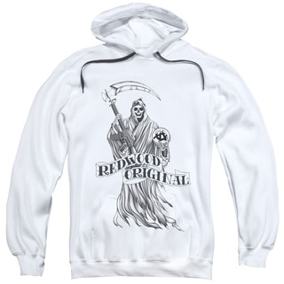 Sons Of Anarchy/Redwood Original Adult Pull-Over Hoodie in White