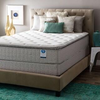 Spring Air Value Collection Tamarisk Queen-size Pillow Top Mattress Set