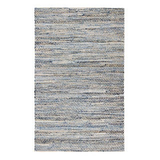 Jani Ely Denim and Jute Rug - 8' x 10'