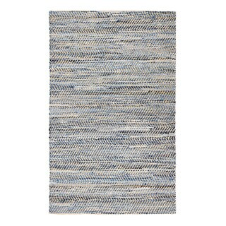 Jani Ely Denim and Jute Rug (4' x 6')