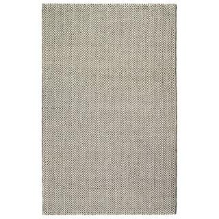 Jani Ella Herringbone Weave Jute Rug (8' x 10')