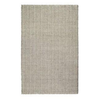 Jani Ella Herringbone Weave Jute Rug (9' x 12')