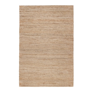 Jani Mira Natural Jute Rug (5' x 7')