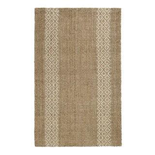 Jani Sandi Wool and Jute Rug (5' x 8')