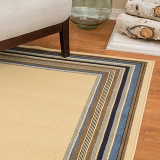 Christopher Knight Home Roxanne Heady Indoor/Outdoor Rug (7' x 10')