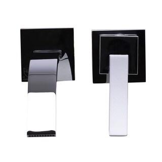 ALFI Brand AB1256 Polished Chrome Single-lever Bathroom Faucet