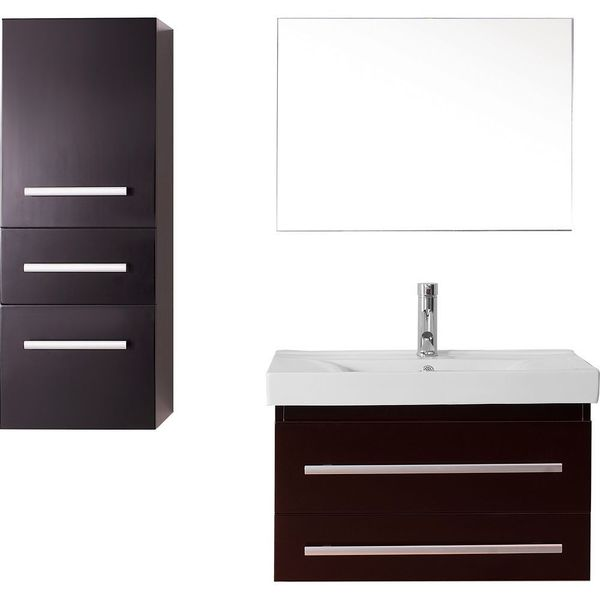 virtu usa antonio 29 inch single bathroom vanity set