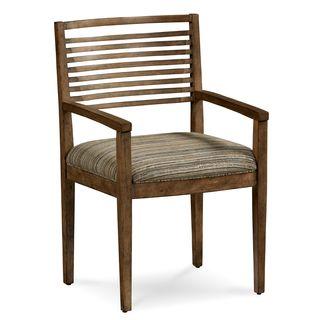 A.R.T. Furniture Epicenters Williamsburg Slat Back Arm Chair