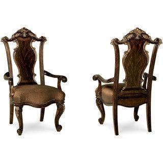 A.R.T. Furniture Gables Wood Back Arm Chair
