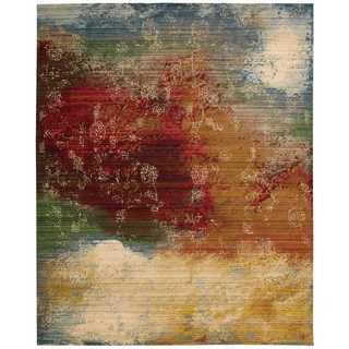 Nourison Rhapsody Autumn Rug (9'9 x 13')