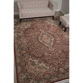 Nourison Persian Palace Terraco Rug (9'9 x 13'9)