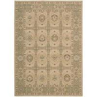 Nourison Persian Empire Sand Rug - 9'6 x 13'