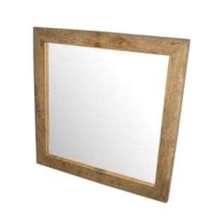 Crafted Home's Oakley Square Mirror
