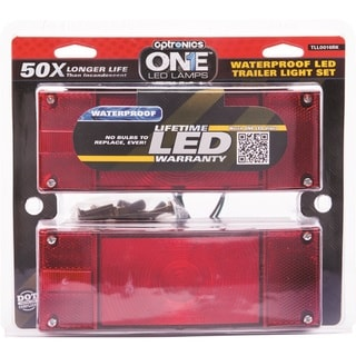 Optronics LED One Series Low-profile Tail Light Kit
