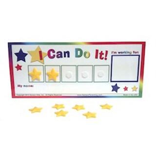 Kenson Kids I Can Do It Star Version Token Board