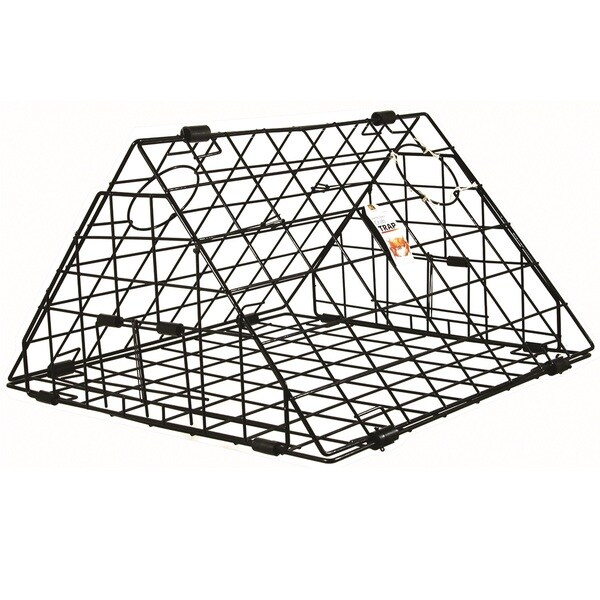 Danielson Vinyl-Coated Steel Wire 24-inch Pacific Apex Crab Trap