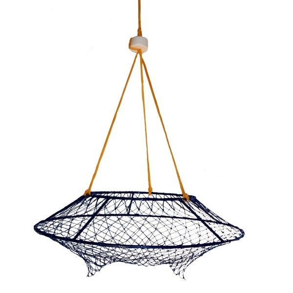 Danielson 34-inch Conical Crab Trap and Harness