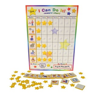 Kenson Kids I Can Do It Reward Chart