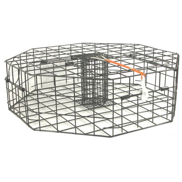 Danielson 4-Door Metal Octagon Crab Trap