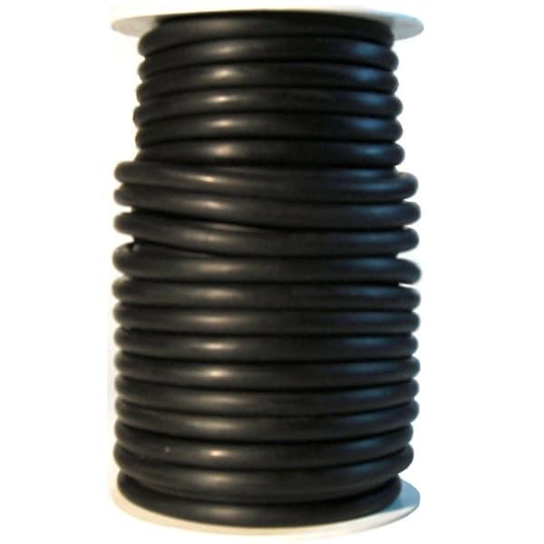 Danielson Black Latex 50-foot 3/16-inch Diameter Tubing
