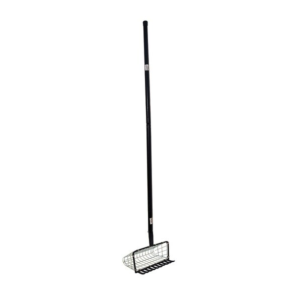 Danielson Steel Clam Rake With Basket