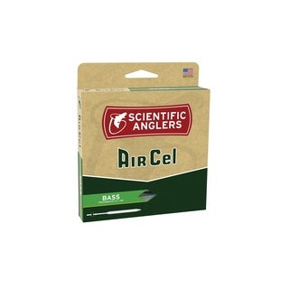 Scientific Anglers AirCel Yellow 7/8 Floating Bass Fly Line
