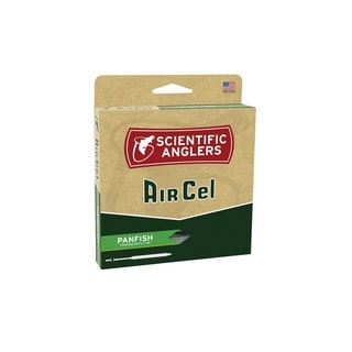 Scientific Anglers AirCel Floating Panfish 5/6-orng Fly Line
