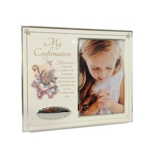 Elegance My Confirmation Frame with Text