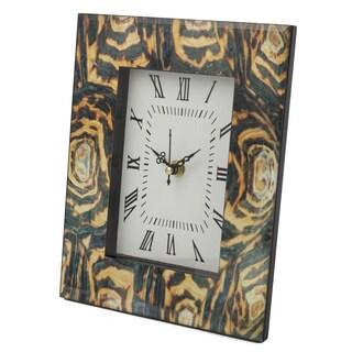 7.1-inch x 9.1-inch x 1.8-inch Turtle Clock